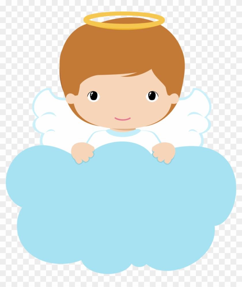 Bautizo clipart vector free stock Angels Clipart Baptism - Angelito Para Bautizo Png, Transparent Png ... vector free stock
