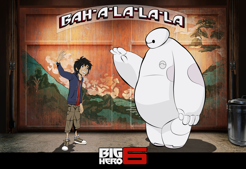 Baymax hiro fist bump clipart png free stock Big Hero 6 Fist Bump – Chimaera Designs png free stock
