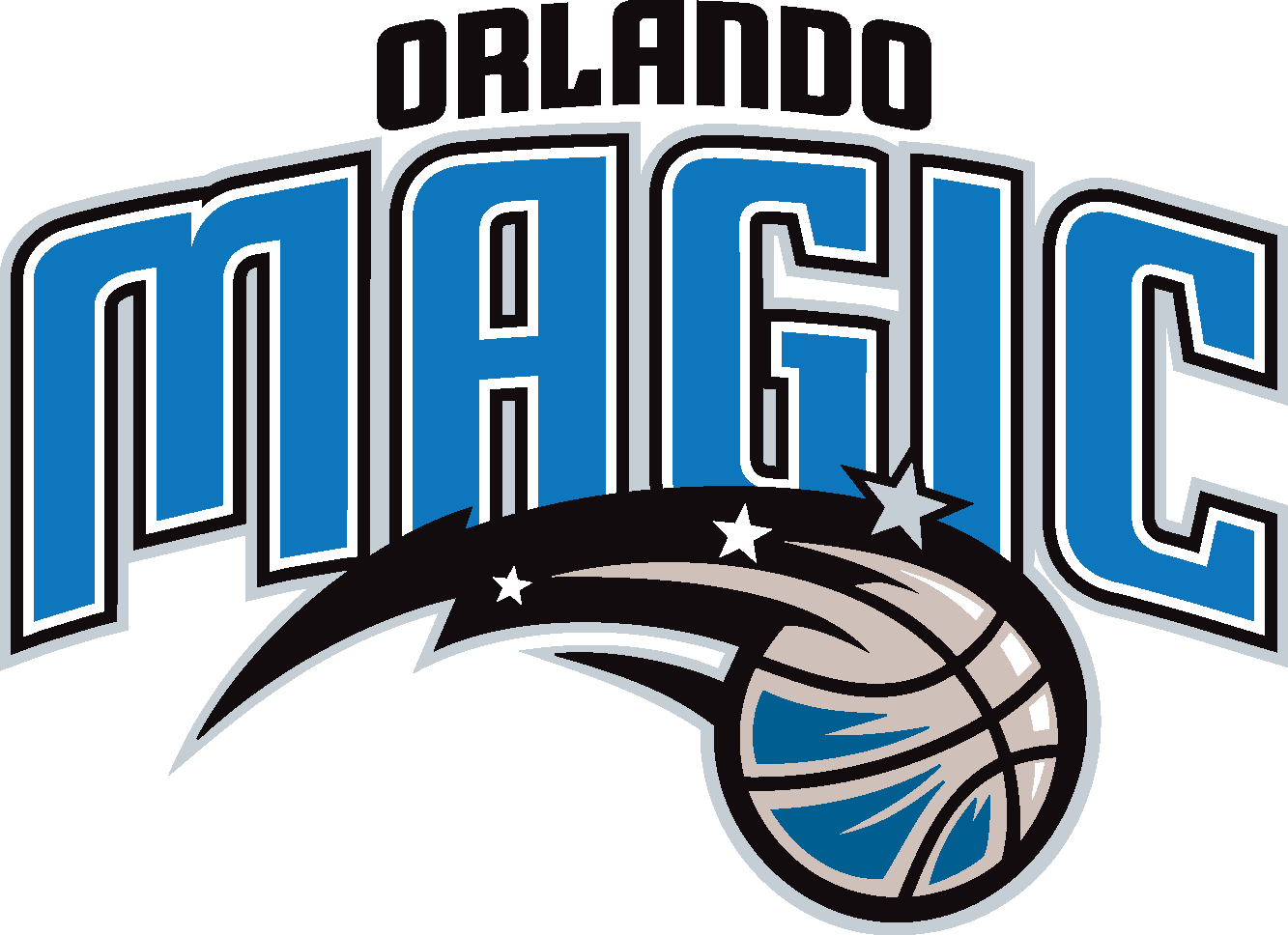 Bb cross basketball logo clipart image library download Orlando Magic Logo Vector | NBA Team Logos | Pinterest | Orlando ... image library download