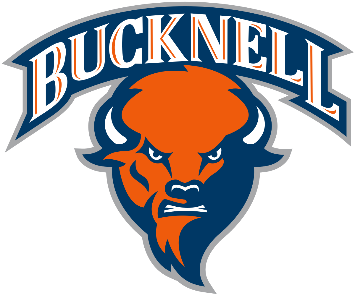 Bb cross basketball logo clipart png black and white download Bucknell Bison - Wikipedia png black and white download