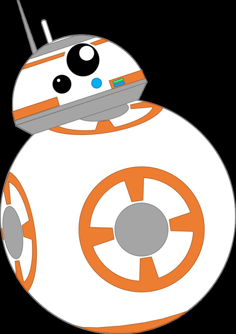 Star wars r2d2 clipart vector download BB-8 by Coulden2017DX on DeviantArt download