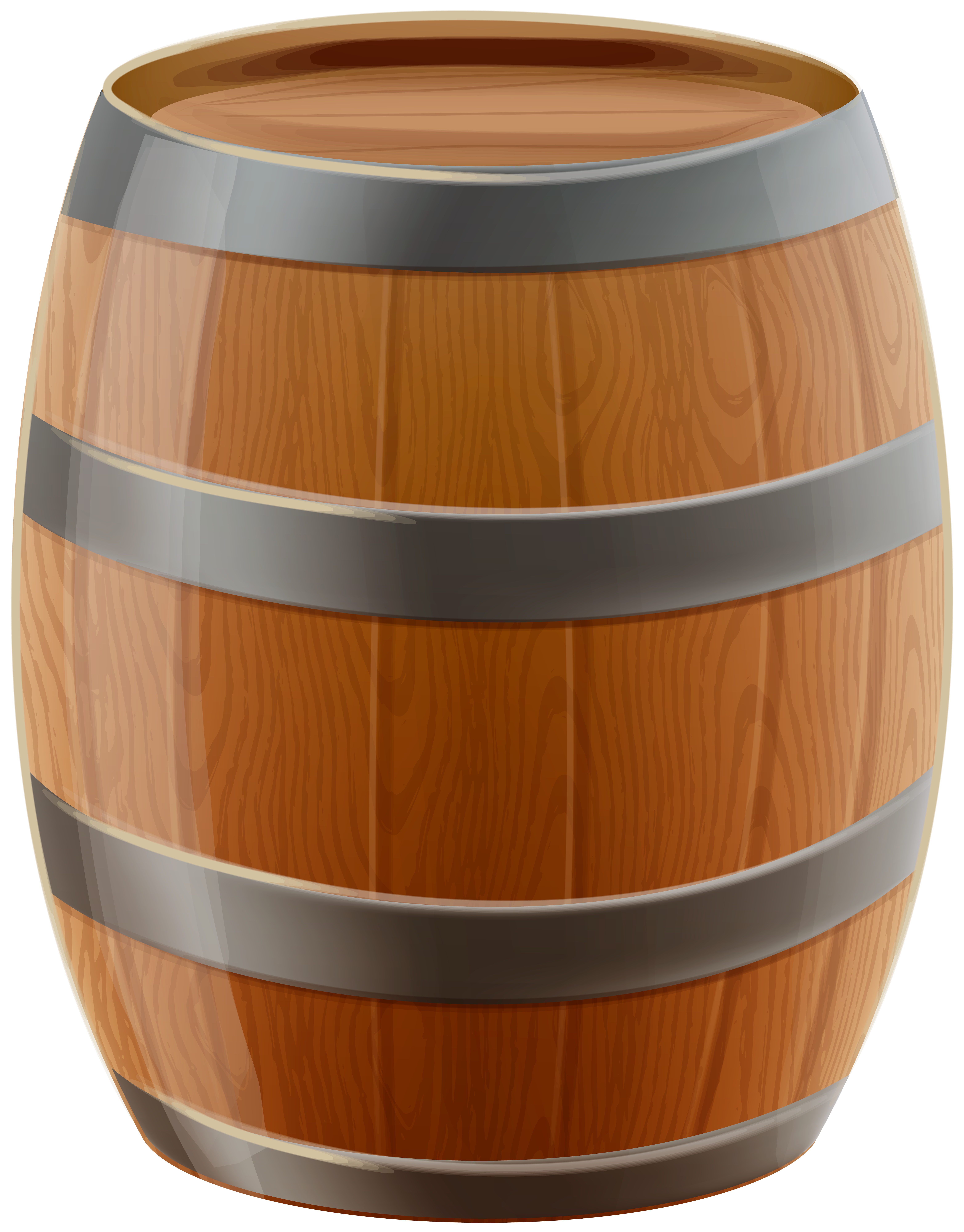Bbarrel clipart clipart free Wooden Barrel PNG Clip Art | Gallery Yopriceville - High-Quality ... clipart free