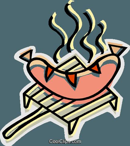 Bbg clipart clip art download sausage on bbg Royalty Free Vector Clip Art illustration -vc009885 ... clip art download