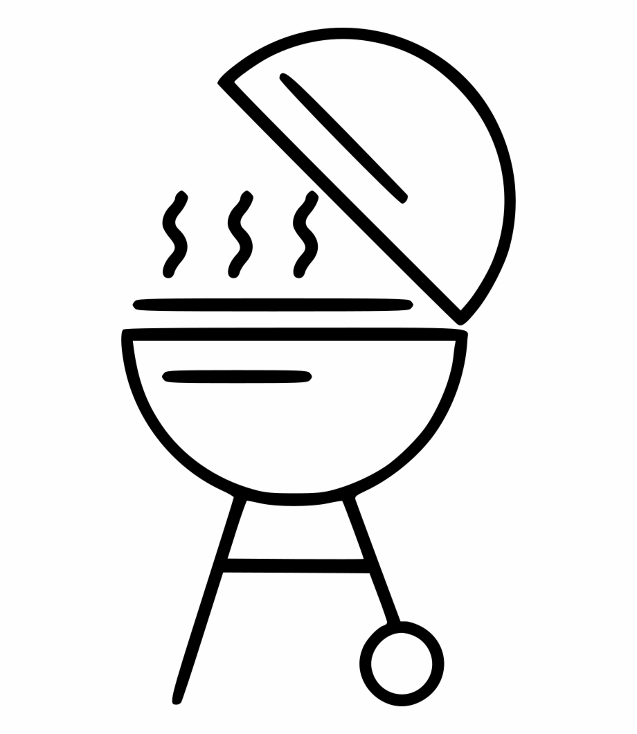 Bbq icon clipart jpg freeuse stock Png File Svg - Bbq Grill Clipart Black And White Free PNG Images ... jpg freeuse stock