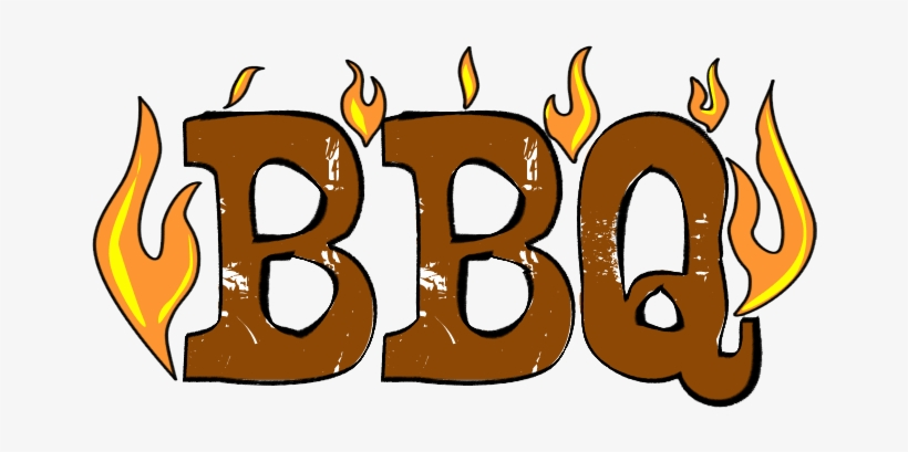 Bbq clipart for sale banner black and white stock Bbq Clipart Word Bbq - Bbq Clipart Gif - 666x341 PNG Download - PNGkit banner black and white stock