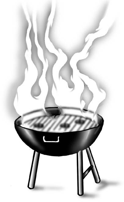Bbq clipart free black and white graphic free download Church bbq clipart free clipart images 2 clipartix 2 - Cliparting.com graphic free download
