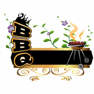 Bbq fundraiser clipart transparent background banner royalty free library Barbecue Vector Braai - Transparent Background Bbq Clipart {#593453 ... banner royalty free library