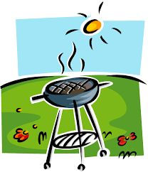 Bbq grill with clown clipart picture library download 12 Best BBQ images in 2018 | Grilling, Bar grill, Barbecue picture library download