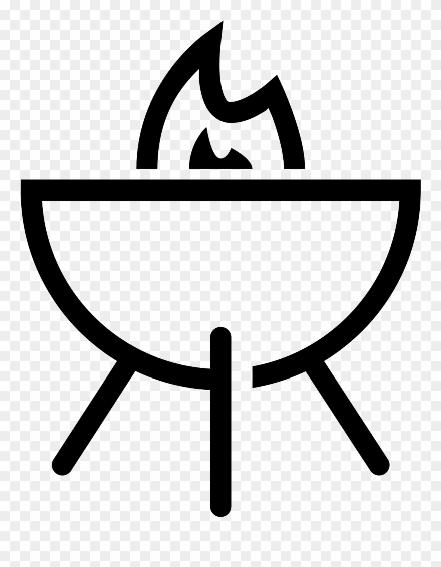 Bbq icon clipart clipart freeuse library Image Freeuse Stock Grill Icon Free Download - Grill Png Clipart ... clipart freeuse library