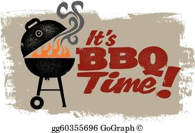 Free clipart for bbq clip art freeuse download Barbeque Clip Art - Royalty Free - GoGraph clip art freeuse download
