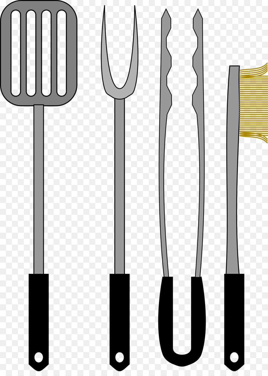 Bbq spatula clipart free library Kitchen Cartoon png download - 1736*2400 - Free Transparent Barbecue ... free library