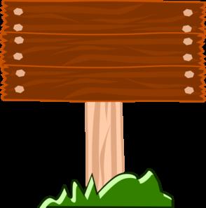 Be clipart sign image transparent download Wood Street Sign Clip Art at Clker.com - vector clip art online ... image transparent download