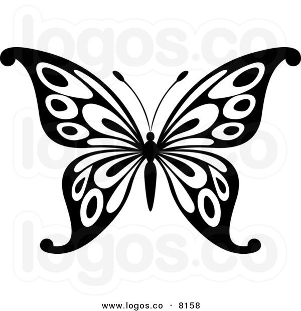 Be free butterfly saying clipart clipart library library Black and White Butterfly | Clipart Panda - Free Clipart Images ... clipart library library