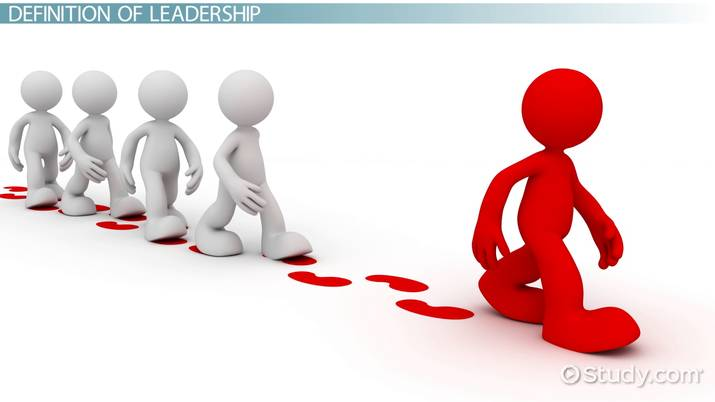 Leadership qualities clipart