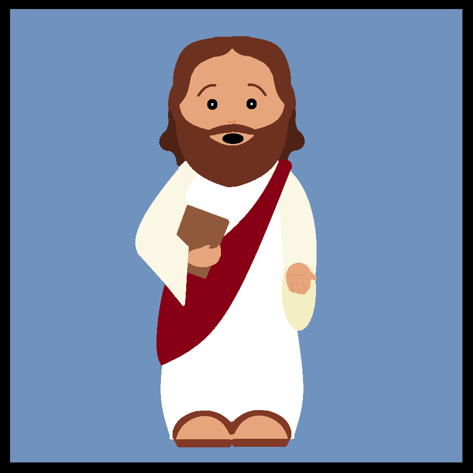 Be like jesus clipart clip art library stock Lesson Plans of an OCD Primary Chorister: I'm Trying to be Like Jesus clip art library stock