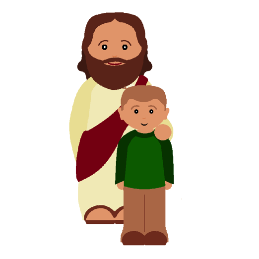 Be like jesus clipart png free stock Lesson Plans of an OCD Primary Chorister: January 2013 png free stock