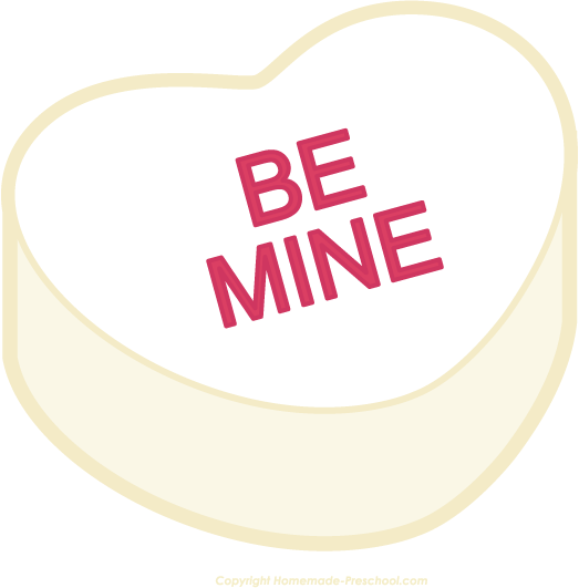 Be mine valentine heart clipart clip art royalty free library Free Valentine Heart Clipart clip art royalty free library
