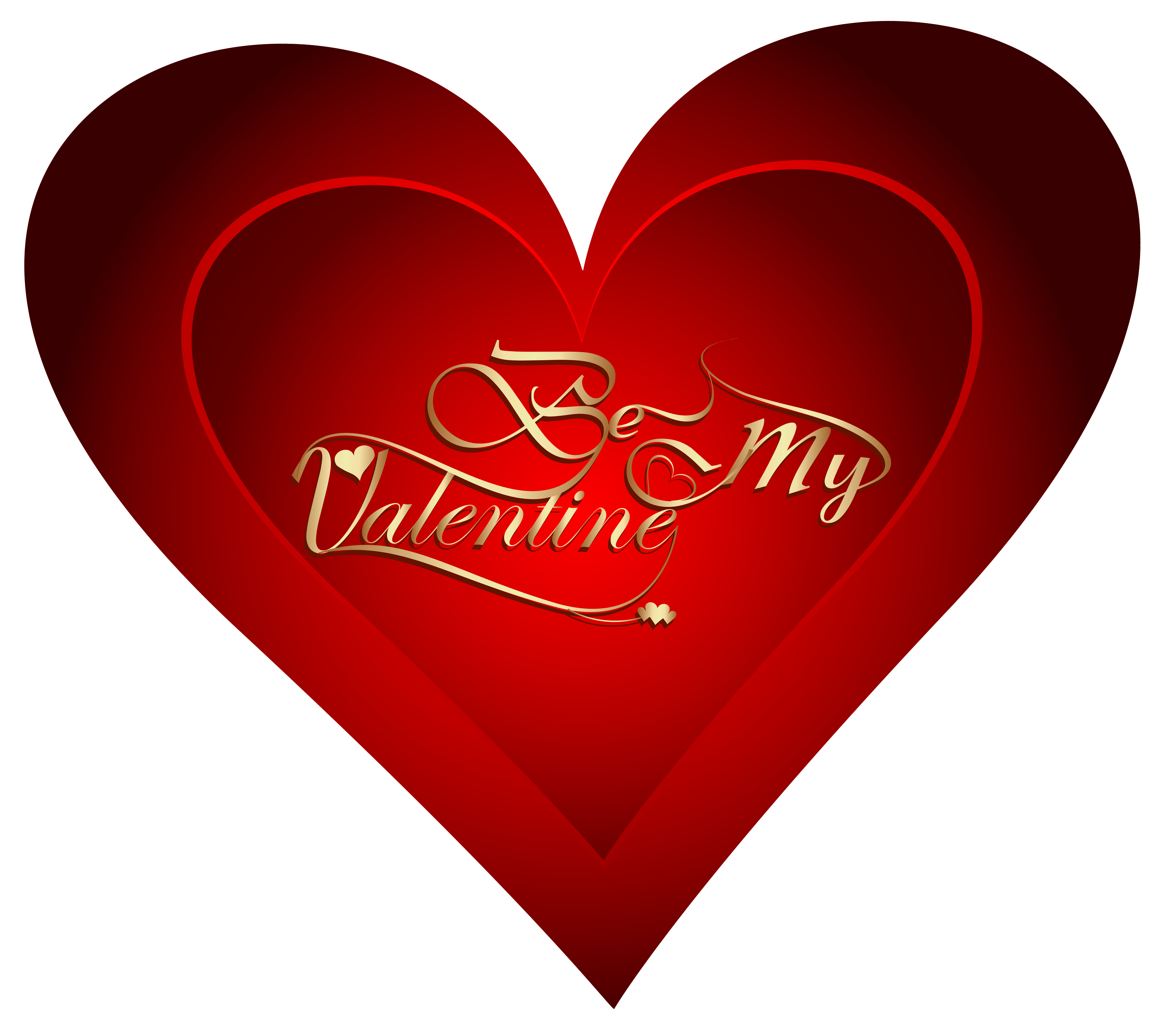 Be mine valentine heart clipart clipart royalty free Be My Valentine Heart PNG Clipart Image | Gallery Yopriceville ... clipart royalty free