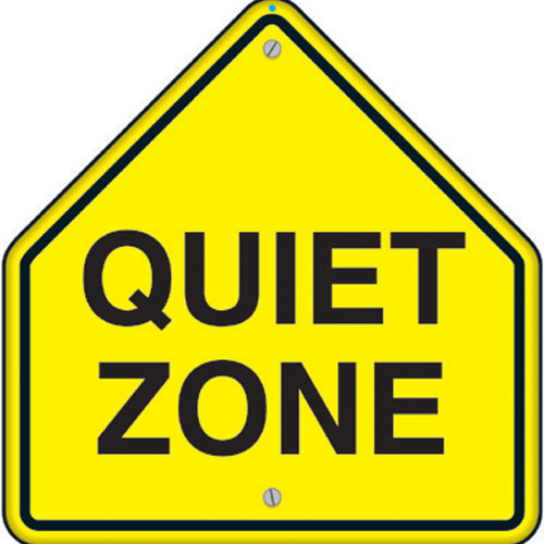 Be quiet signs clipart freeuse download Quiet Zone Signs Clip Art Submited Images. - Free Clipart freeuse download