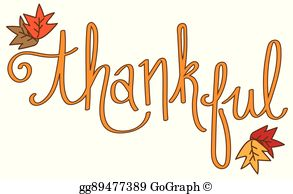 Be thankful clipart free picture freeuse Thankful Clip Art - Royalty Free - GoGraph picture freeuse