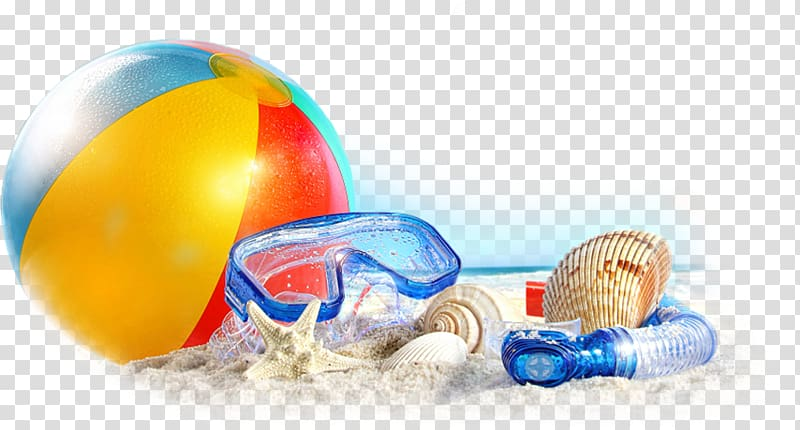 Beach accessories clipart clip Summer vacation Summer vacation Hotel Beach, BEACH ACCESSORIES ... clip