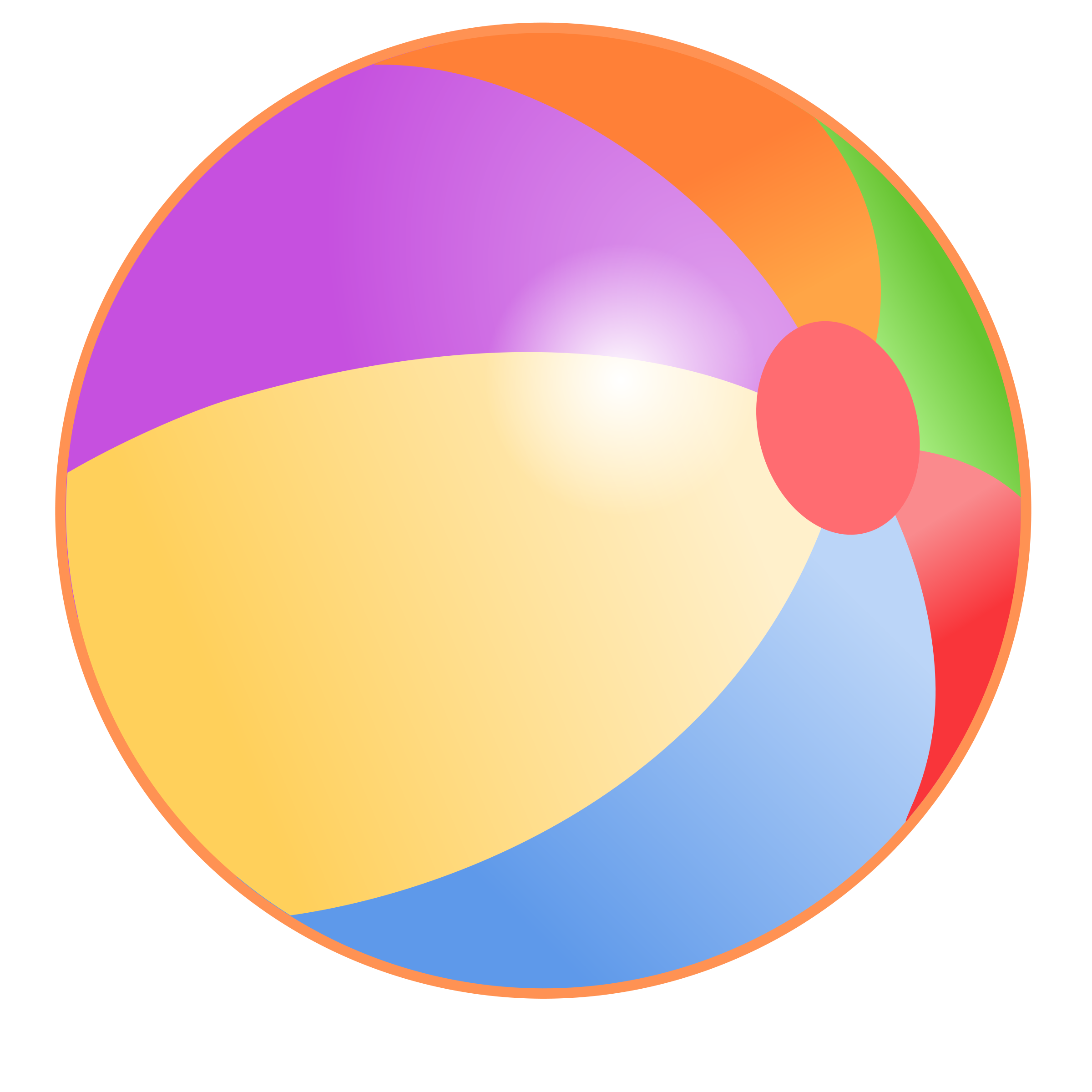 Beach ball clipart transparent background clipart free Beach Ball PNG Transparent Images | PNG All clipart free