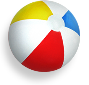 Beach ball clipart transparent background png royalty free library Beach Ball PNG Transparent Images | PNG All png royalty free library