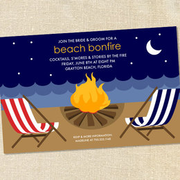 Beach bonfire clipart banner free download Download beach bonfire birthday party invitations clipart Wedding ... banner free download
