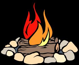 Beach bonfire clipart freeuse download Beach bonfire clipart - Clip Art Library freeuse download