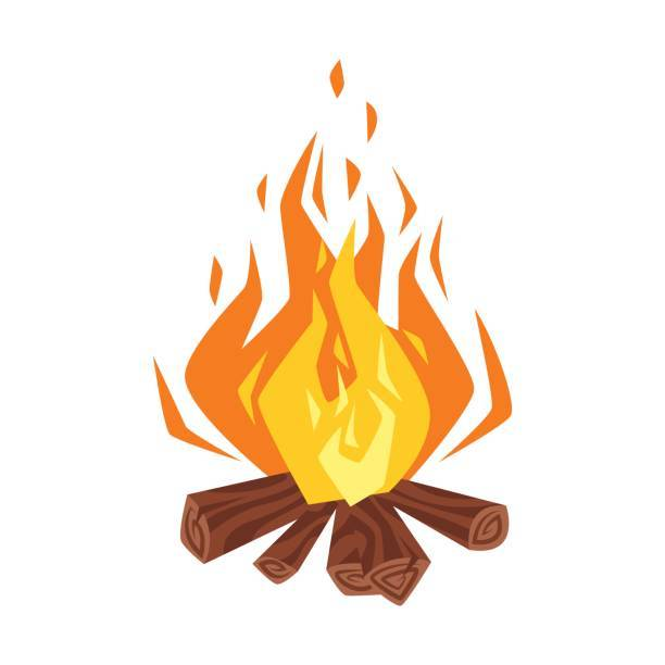 Beach bonfire clipart jpg royalty free stock Beach bonfire clipart » Clipart Portal jpg royalty free stock