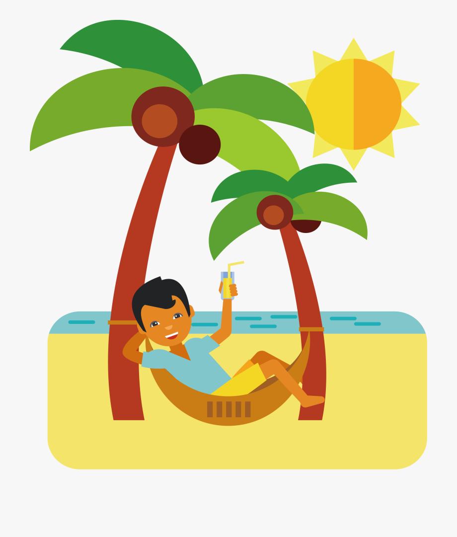 Beach cartoons clipart clip royalty free download Cartoon Beach Clip Art - Beach Vacation Clipart, Cliparts & Cartoons ... clip royalty free download