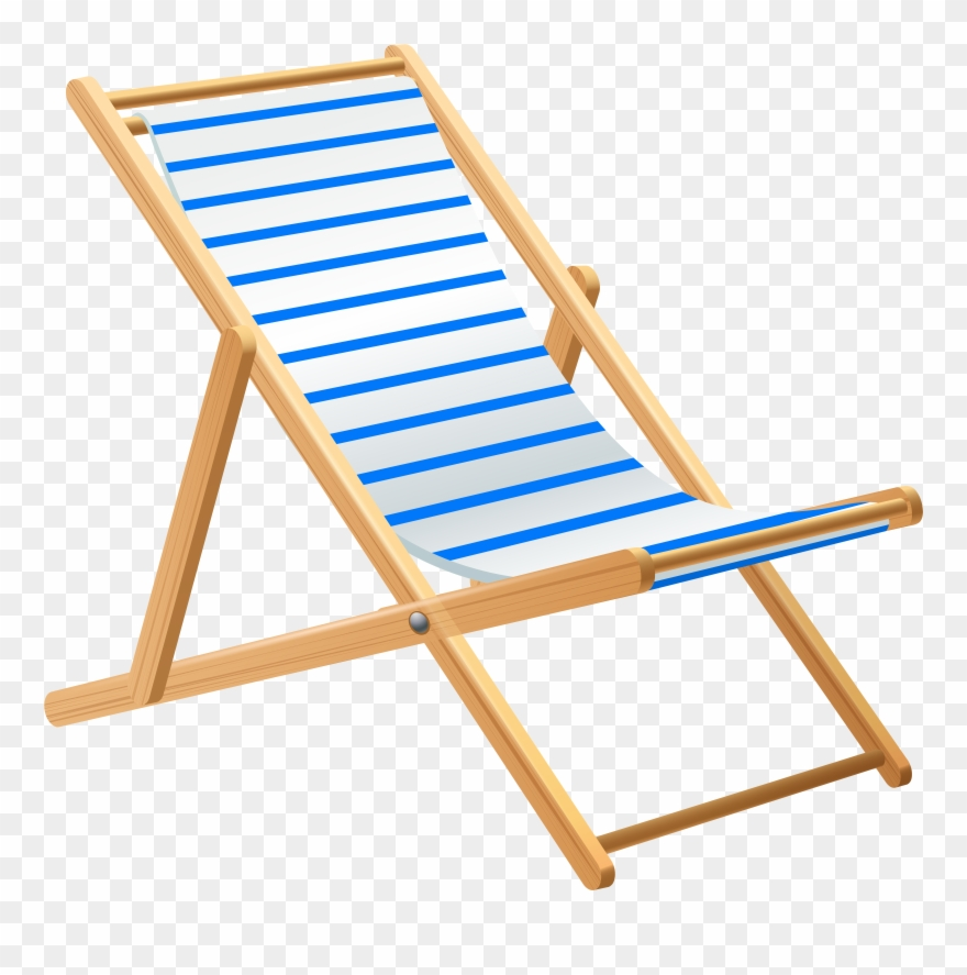 Beach chair pictures clipart picture library library Beach Chair Transparent Png Clip Art - Clipart Beach Chair (#177407 ... picture library library