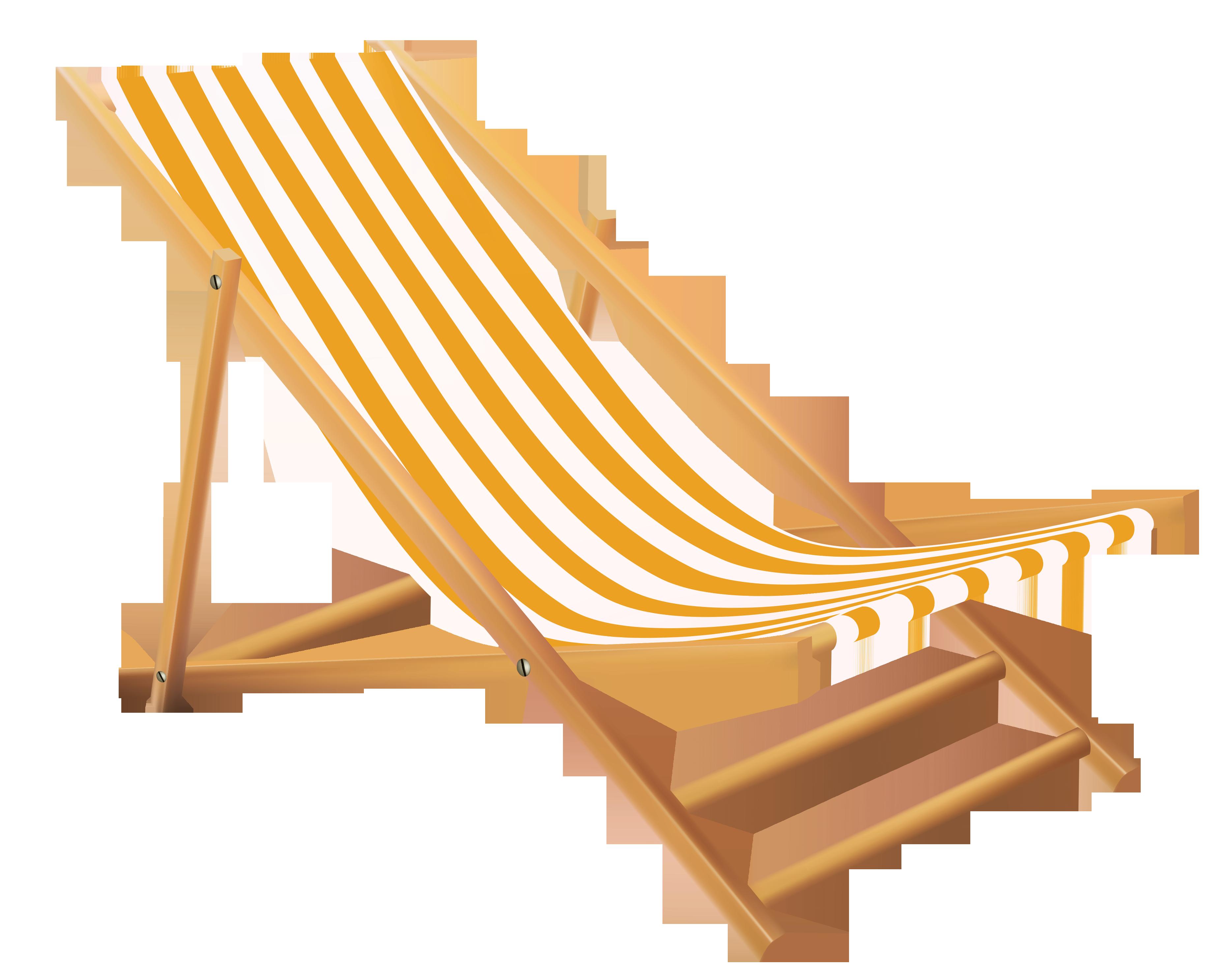Beach chair clipart clip art freeuse Transparent Beach Lounge Chair Clipart | Locuri de vizitat | Beach ... clip art freeuse