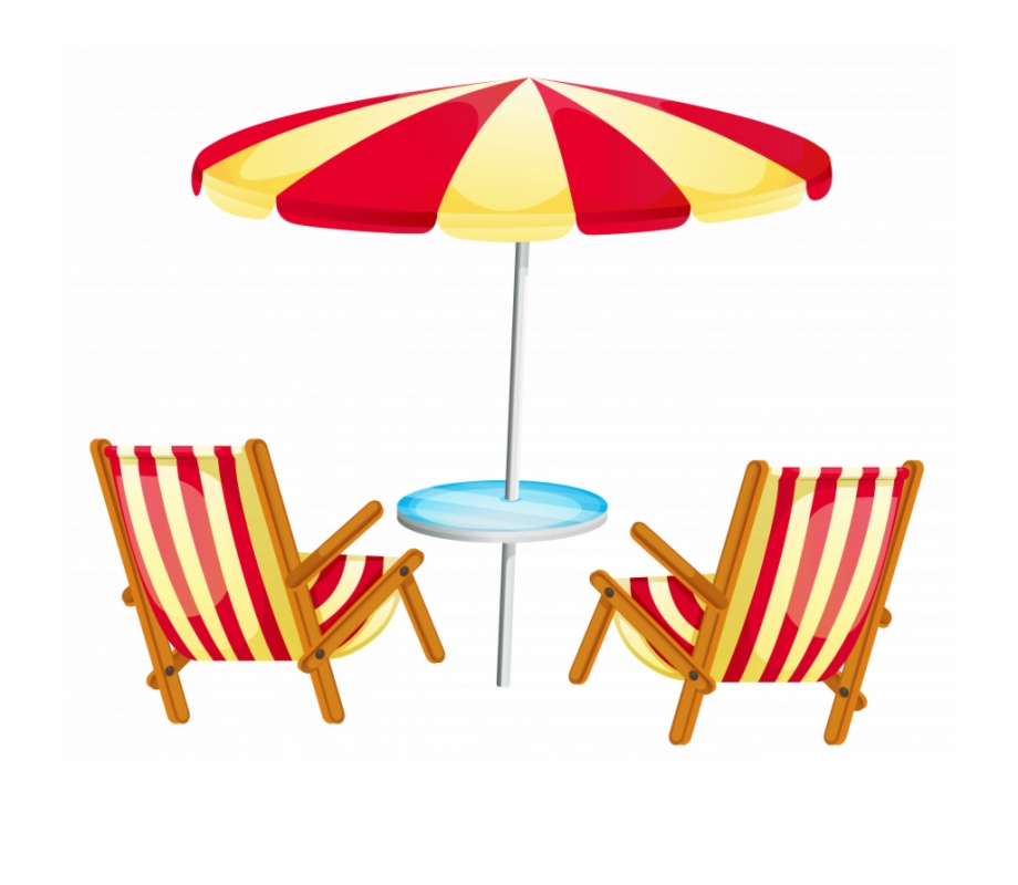 Beach chair pictures clipart clip art transparent download Clip On Beach Chair Umbrella - Beach Chair And Umbrella Clipart ... clip art transparent download