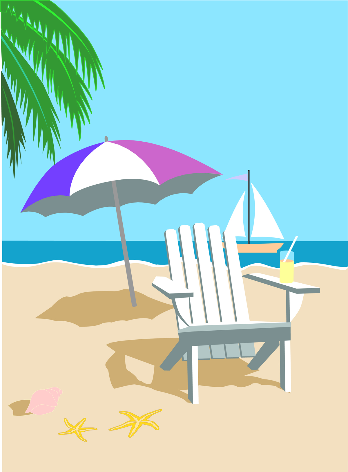 Beach hut animated clipart graphic transparent stock Free Beach Cliparts, Download Free Clip Art, Free Clip Art on ... graphic transparent stock