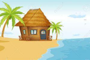 Beach cottage clipart vector download Beach cottage clipart 3 » Clipart Portal vector download