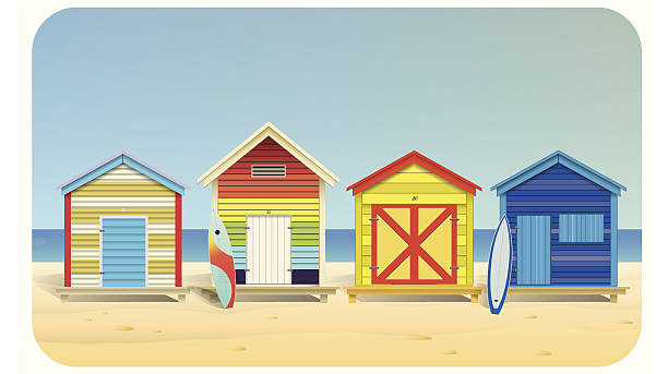 Beach cottage clipart jpg library download Shack Clipart Beach Cottage | Beach House Clipart - ClipartUse jpg library download