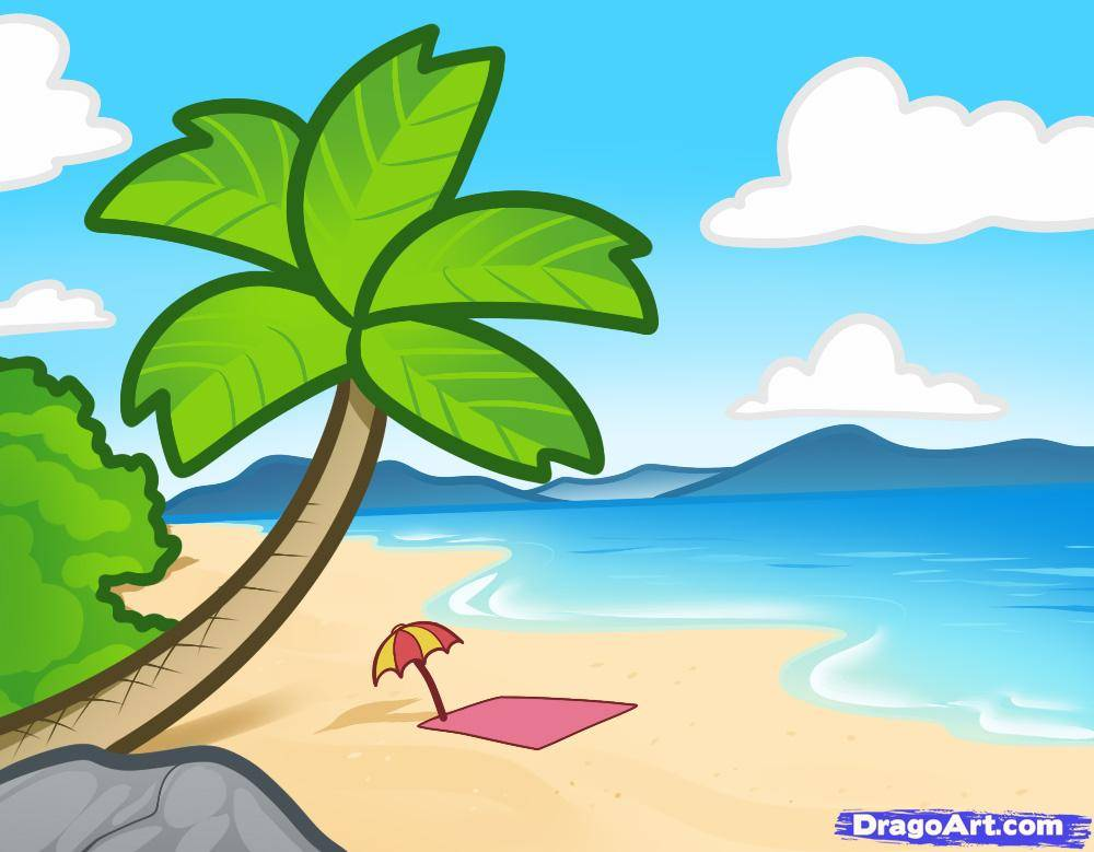 Beach drawings clipart clip art royalty free download Free Beach Scene Pictures, Download Free Clip Art, Free Clip Art on ... clip art royalty free download