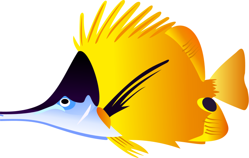 Clipart images of tropical fish picture Tropical Fish Clip Art | Clipart Panda - Free Clipart Images picture