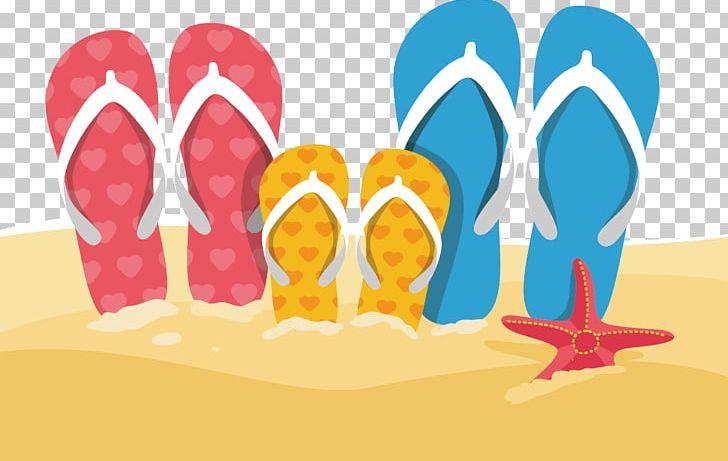 Beach flip flops clipart image stock Slipper Beach Flip-flops Sandal PNG, Clipart, Beach, Beach Vector ... image stock