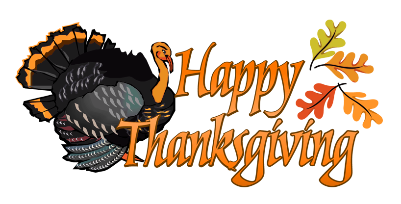 Happy Thanksgiving PNG Clipart | Gallery Yopriceville - High ... picture stock