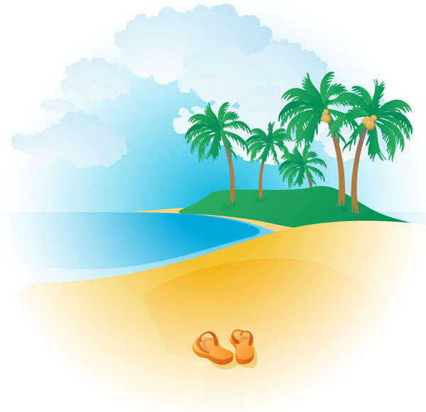 Beach hd clipart jpg royalty free Download Tropical Beach Images Hd Image Clipart PNG Free ... jpg royalty free
