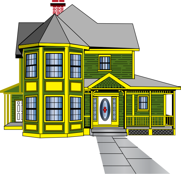 free clipart House Cartoon | Gingerbread House clip art | Cartoon ... clip art transparent stock
