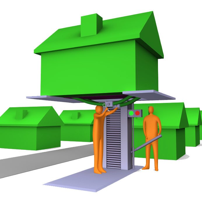 House with foundation clipart graphic freeuse download House Lifting Service at the New Jersey Shore Starting at $14.00 per ... graphic freeuse download