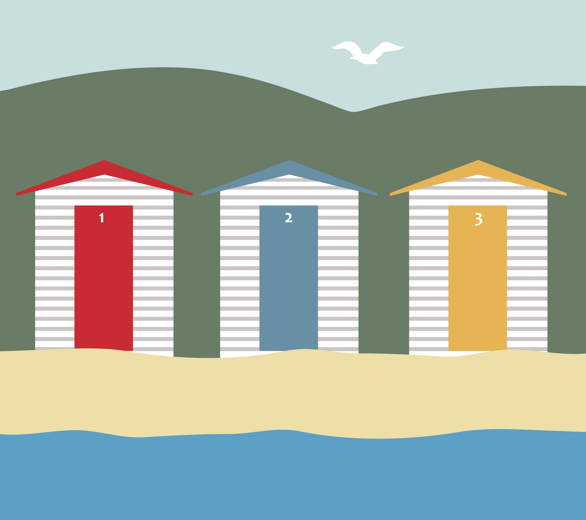 Beach hut animated clipart png royalty free library Beach Hut Cliparts - Cliparts Zone png royalty free library