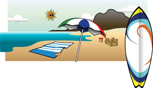 Beach hut animated clipart image stock Free Animated Cliparts Beach, Download Free Clip Art, Free Clip Art ... image stock