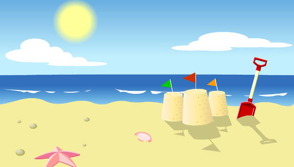 Beach image clipart image royalty free download 10+ Beach Cliparts - Free Vector EPS, JPG, PNG Format Download image royalty free download