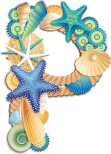 Beach letter s clipart individual png royalty free stock 172 Best Letter \