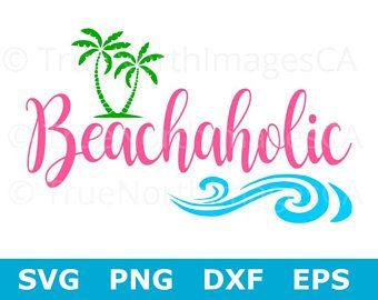 Beach life clipart svg Beach SVG / Palm Tree SVG / Beachaholic / Beach Life SVG / Beach Svg ... svg