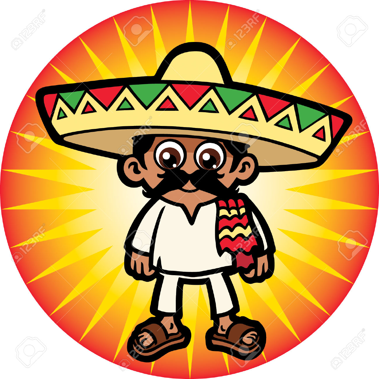 Beach mexican guy clipart clipart transparent library Collection of Mexican hat clipart | Free download best Mexican hat ... clipart transparent library